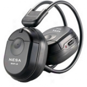 Power Acoustik Hp-10s Wirelesss Ir Stereo Headphone - Connectivity: Wlreless - Stereo - Over-the-head