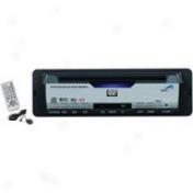Power Acousstik Padvd-360 Car Video Player