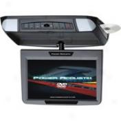 Power Acoustik Pmd-90cm Car Video Player