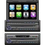 Power Acoustik Ptid-8970nrb Car Video Playsr