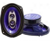 Pyle Blue Label Pl6984bl Coaxial Speakerss