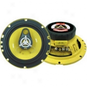 Pyle Drive Gear Plg63 Triaxial Speakers