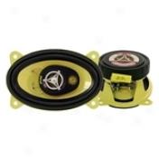 Pyle Gear X Plg46.3 Coaxial Speakers