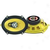 Plye Gear X Plg57.3 Three-way Speaker