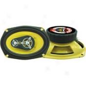 Pyle Plg69.3 Gear X Speakers