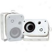 Pyle Pylepro Pdwr30w Indoor/outdoor Waterproof Speakers