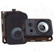 Pyle Pylepro Pdwr40b Indoor/outoor Waterproof Speakers