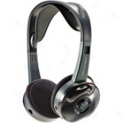 Pyle Consider Plvwh5 Wireless Infrared Stereo Headphone