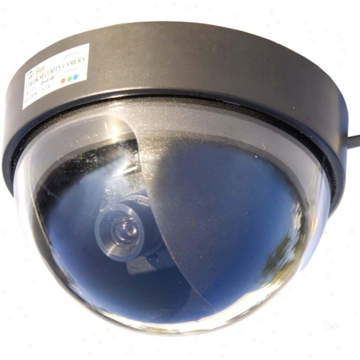 Q-see Qspdc Dome Color Camera