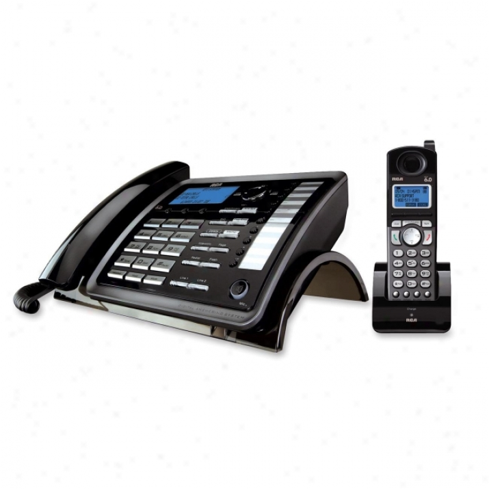 Rca 25255re22 Cordless Phone