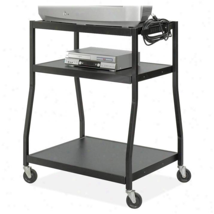 Safco 8931bl A/v Equipment Stand