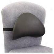 Safco Low Profile Memory Foam Backrest