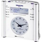 Sangean Rcr-3 Clock Radio