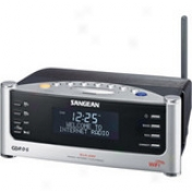 Sangean Rcr-8wf Clock Radio