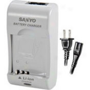 Sanyo Var-l20u Battery Charger