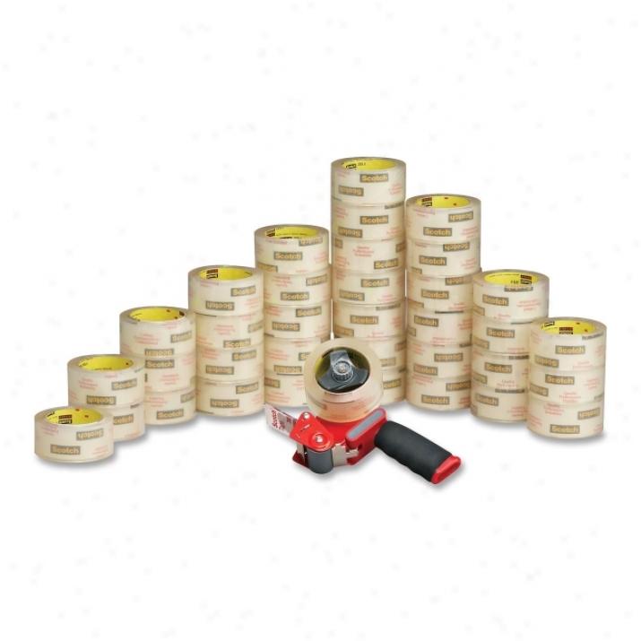 Scotch 3750cs36st Packaging Tape