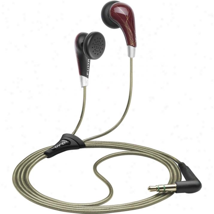 Sennheiser Mx 471 Earphone - Stereo