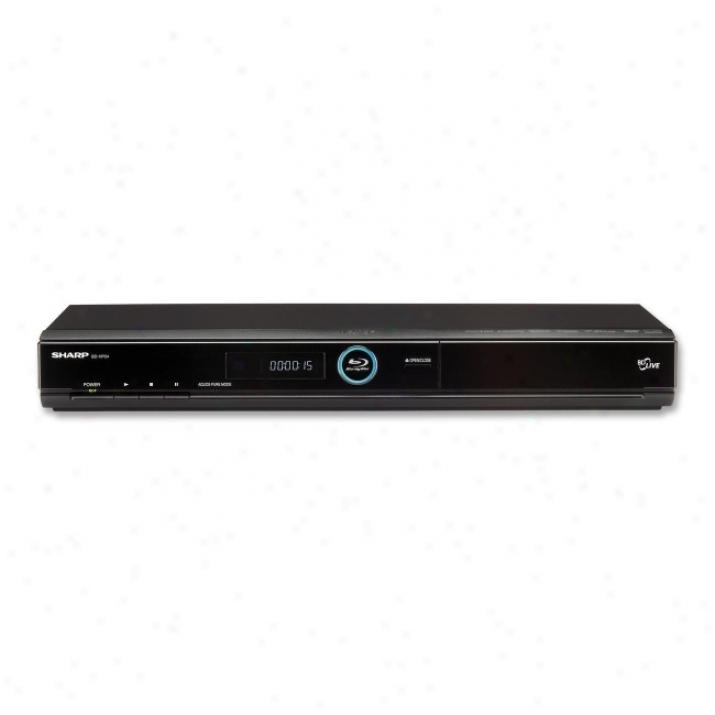 Sharp Bd-hp24u Blu-ray Disc Performer