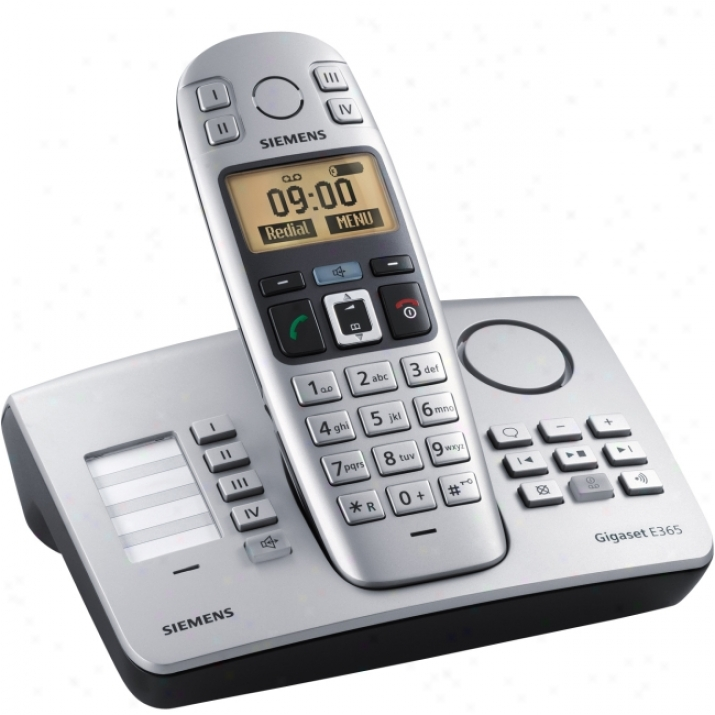 Siemwns Gigaset E365 Cordless Phone