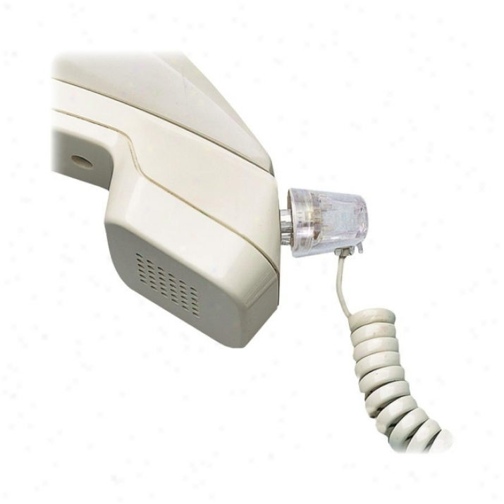 Softalk Tangle Free Telephone Twisstop Cord