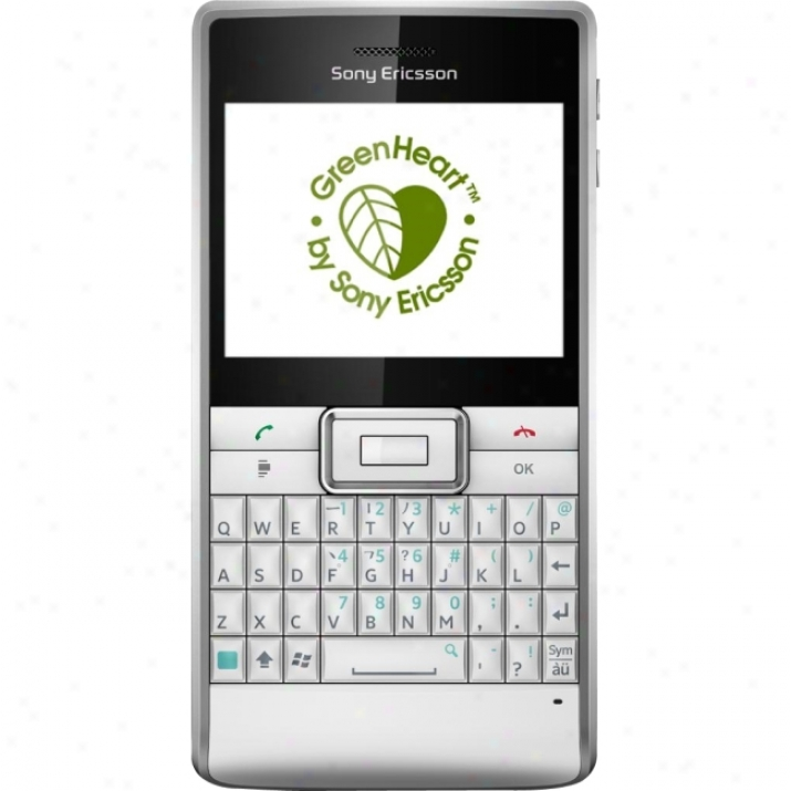 Soyn Ericsson Aspen Smartphone - Bar - White