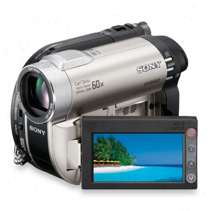 Song Handycam Dcr-dvd650 Digital Camcorder