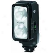 Sony Hvl-20dw2 10 Watt & 20 Watt Dual Video Light