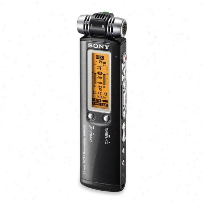 Sony Icd-sx750 Digital Voice Recorder