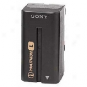 Sony Infolithium L Series Battery