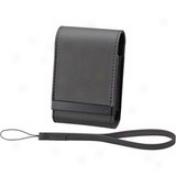 Sony Lcs-csvb/b Case For Cyber-shot Camera