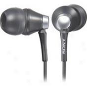 Sony Mdr-ex76 Stereo Earphone