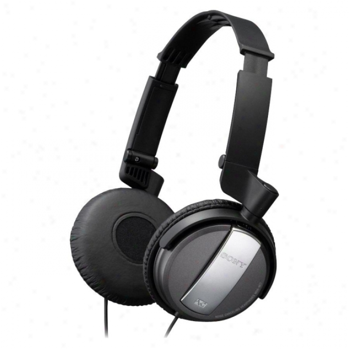 Sony Mdr-nc7 Noise Cancelling Headphone