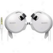 Sony Mdr-q68lw Stereo Earphone