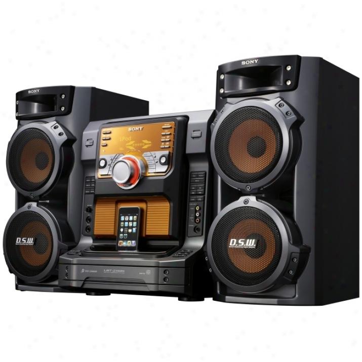 Sony Muteki Lbt-zx66i Mini Hi-fi System