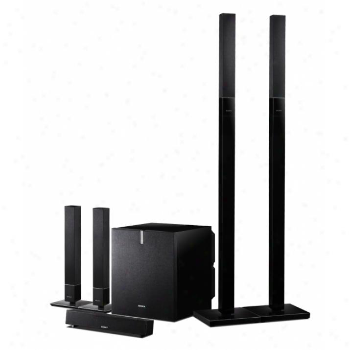Sony Sa-vs310 5.1 Speaker System