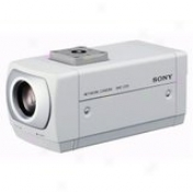 Sony Snc-z20n Fixed Network Color Camera