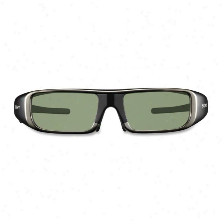 Sony Tdg-br100/b 3d Glasses