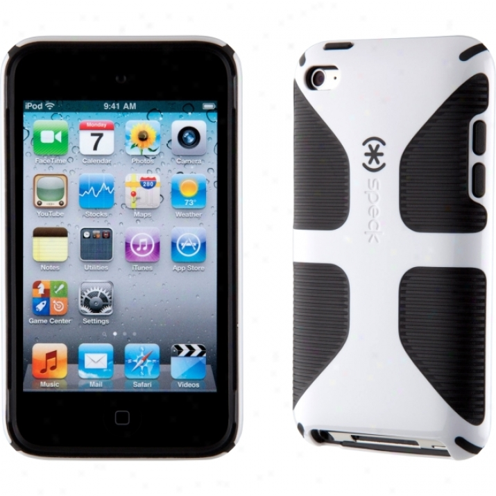 Speck Products Canxyshell Grip Spk-a0140 Multimedia Playe5 Skin