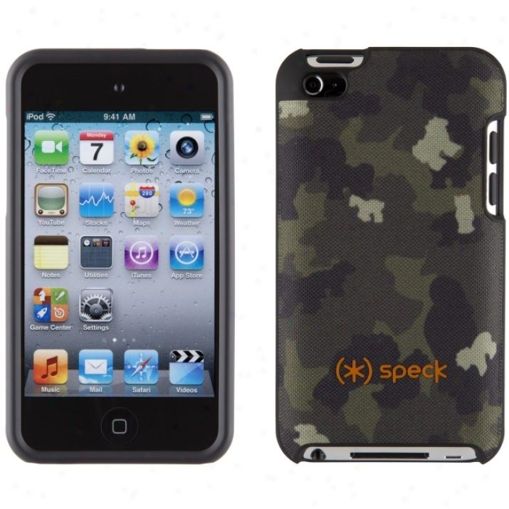 Speck Products Fitted Spk-a0126 Multimedia Player Skin