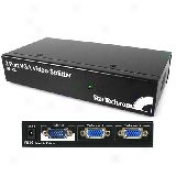 Startech.com 2-port Vga Video Splitter/distribution Amplifier