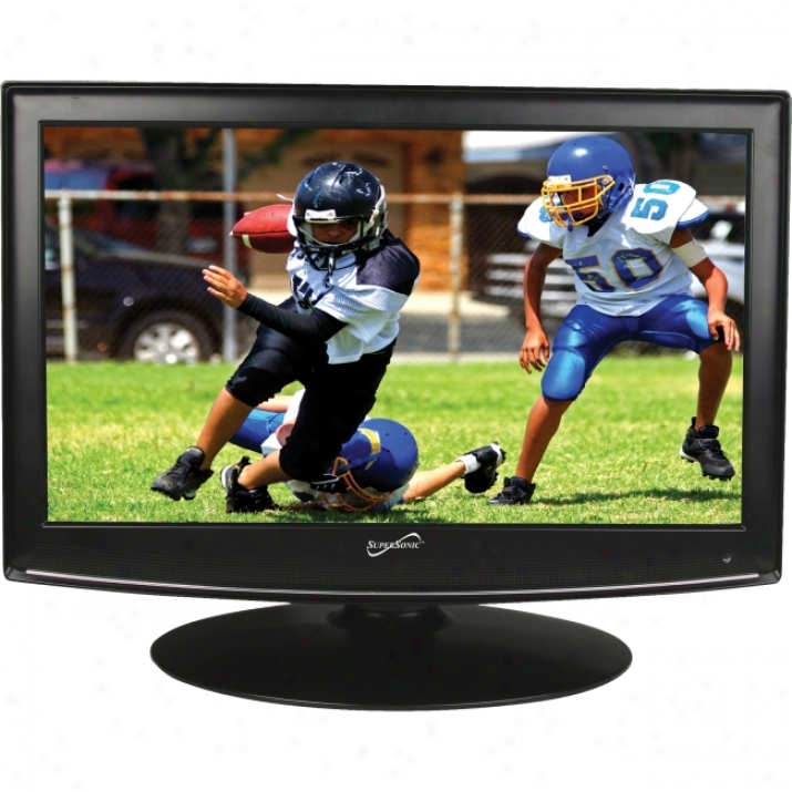 """Supersonic Sc-1331 13.3"""" Lcd Tv"""