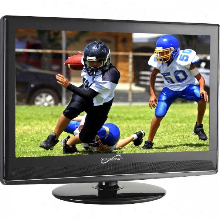 """Supersonic Sc-240 24"""" Lcd Tv"""