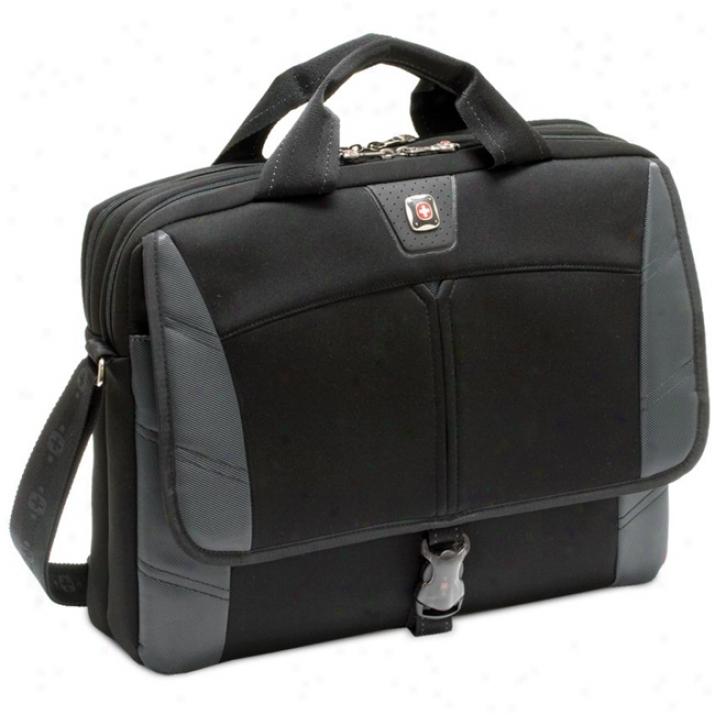 Swissgear Sherpa Ga-7467-14f00 Notebook Case - Sleeve - Neoprene, Polyester - Gray