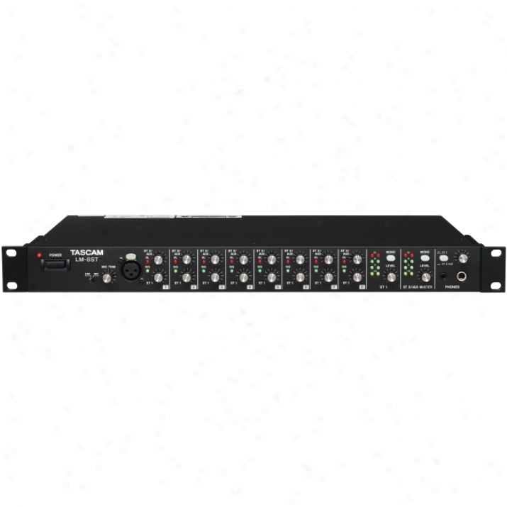 Teac Lm-8st Audio Mixer