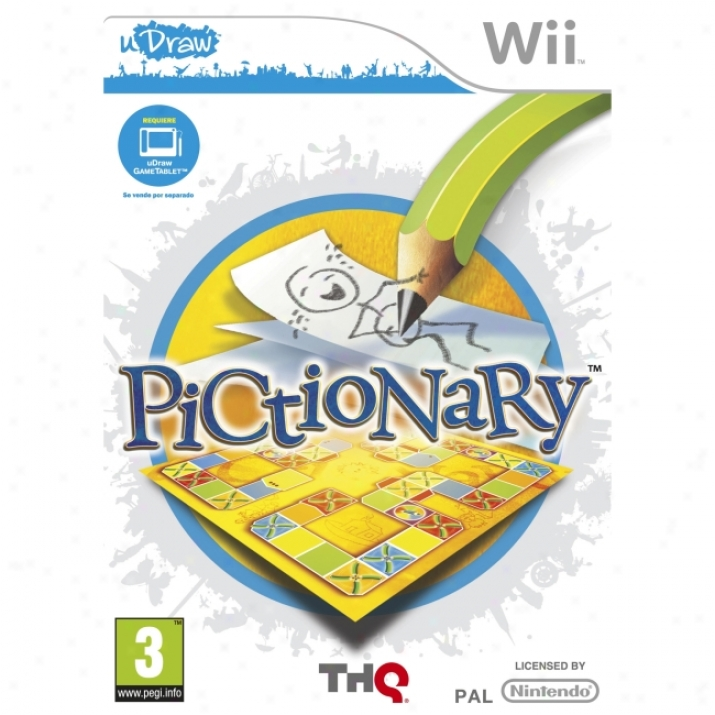 Thq Udraw Pictionary