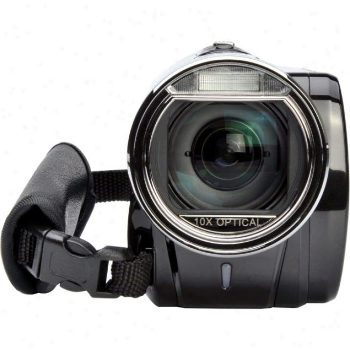 "Toshiba Camileo X100 Digital Camcorder - 3"" Lcd - Touchscreen - Cmos"