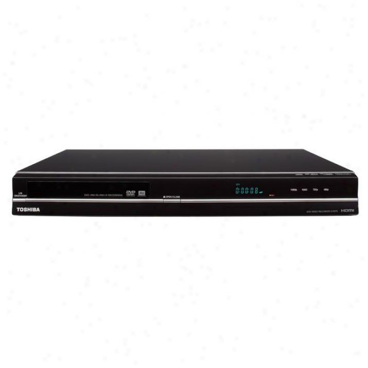 Toshiba Dr570 Dvd Player/recorder