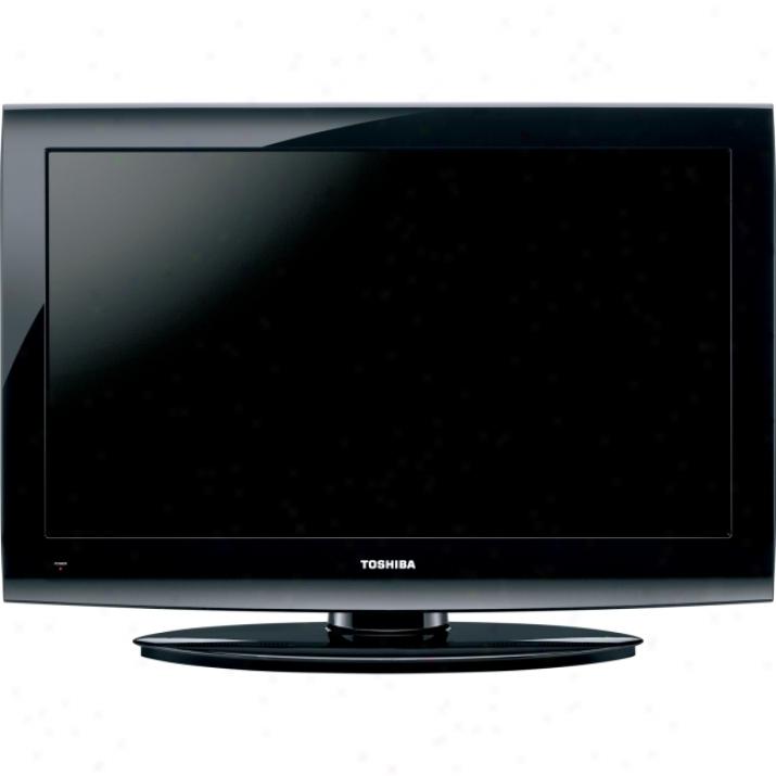"Toshiba Regza 32c100u 32"" Lcd Tv"