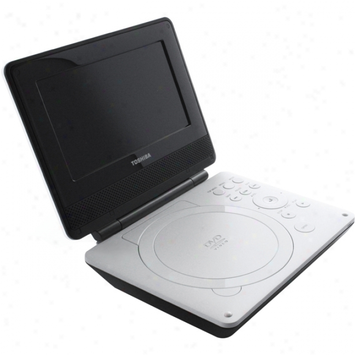 Toshiba Sdp74s Portable Dvd Player