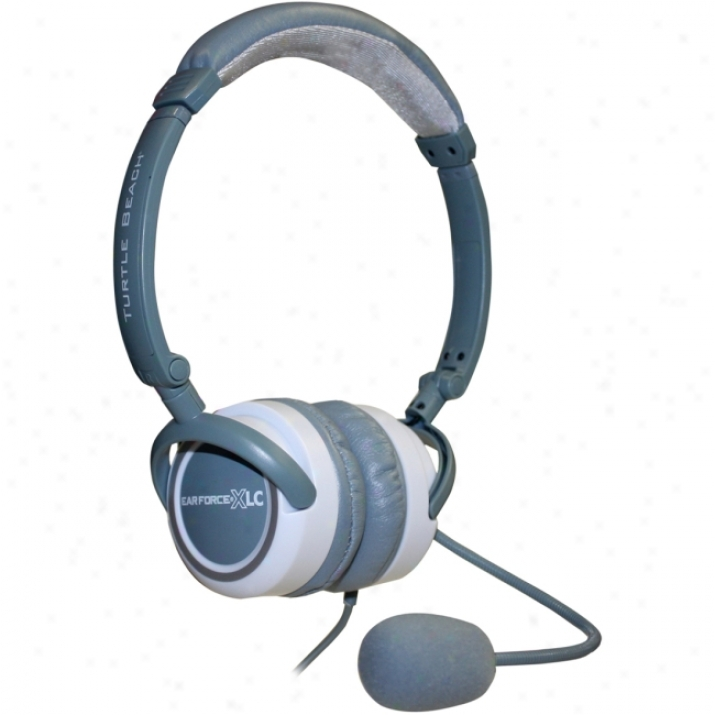 Turtle Beach Musical perception Force Xlc Gaming Headset